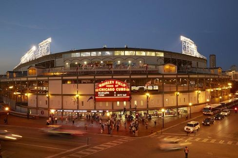 The Cubs' Billionaire Owners Use Wrigley Field for a GOP Fundraiser