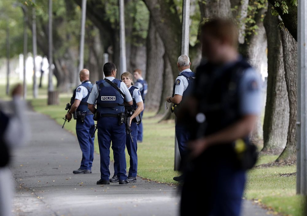 Christchurch Manifesto Update: Flipboard: New Zealand Shooter's Manifesto Resembles
