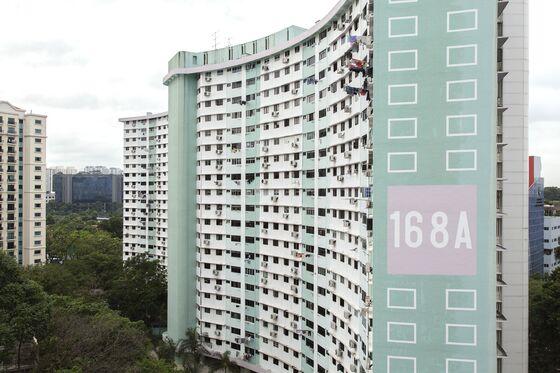Singapore's Public Housing, Envy of World, Hits Rough Patch