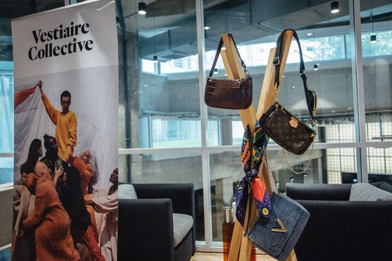 SoftBank Invests in French Secondhand Site Vestiaire Collective