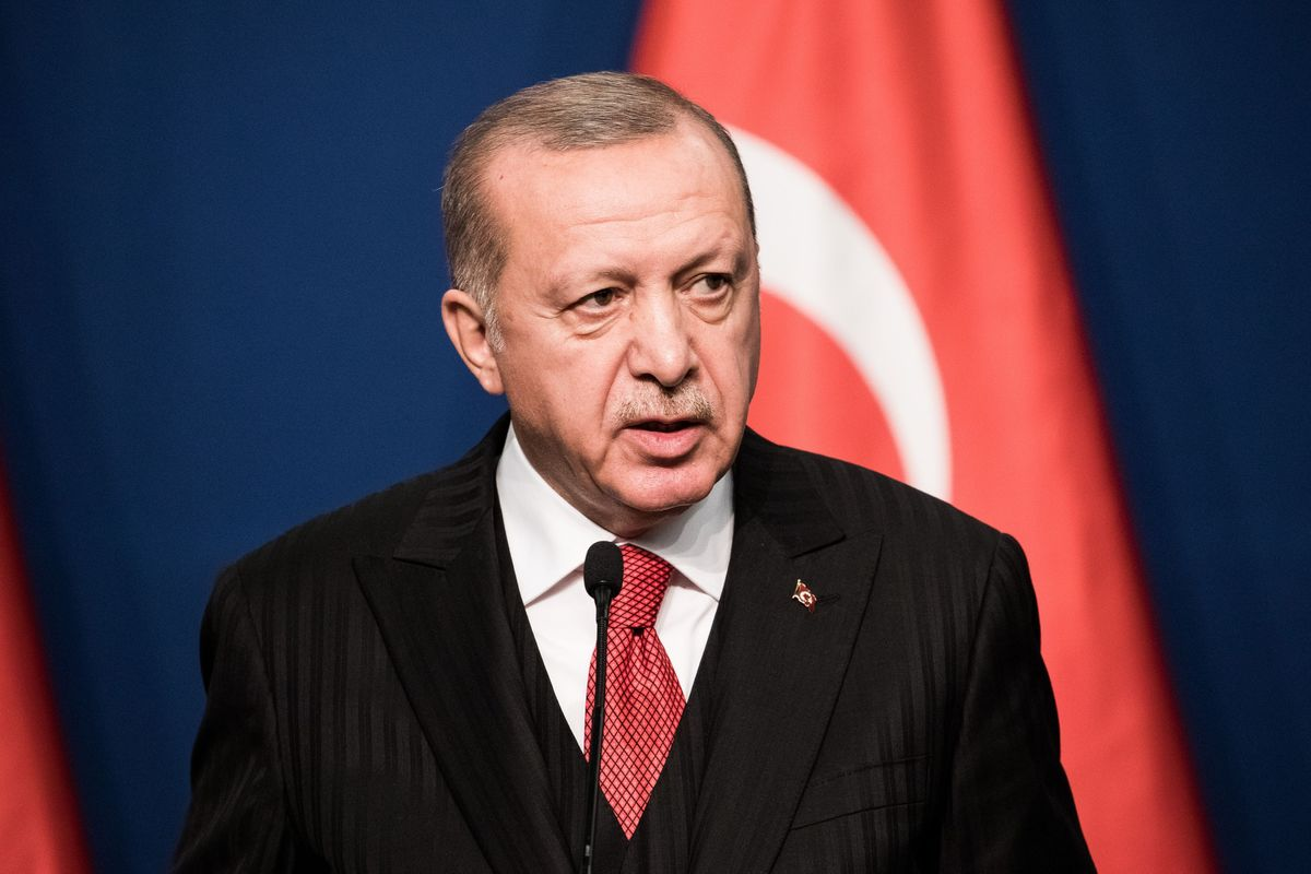 Erdogan Drags NATO Bases Into Row Over Russian Missile Deal