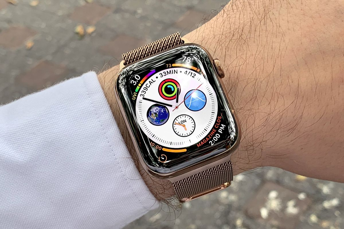 Apple Watch Series 4 Review - Bloomberg