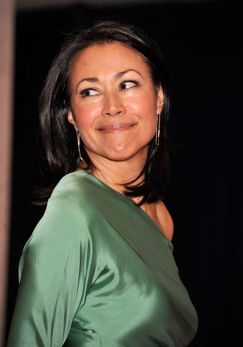 NBC's Ann Curry