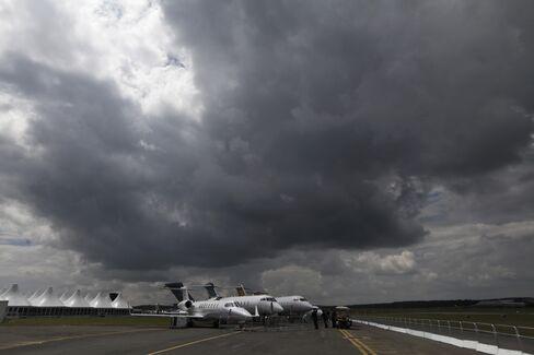 Bombardier Wins $1.02 Billion Deal for 15 CSeries Jetliners