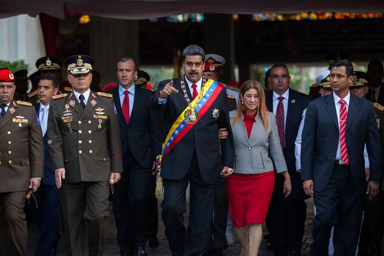 Inside the Failed Plot to Overthrow Venezuelan President Nicolás Maduro