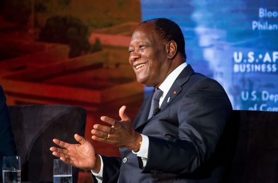 Ivory Coast Coalition Names Ouattara as Unified Party Leader