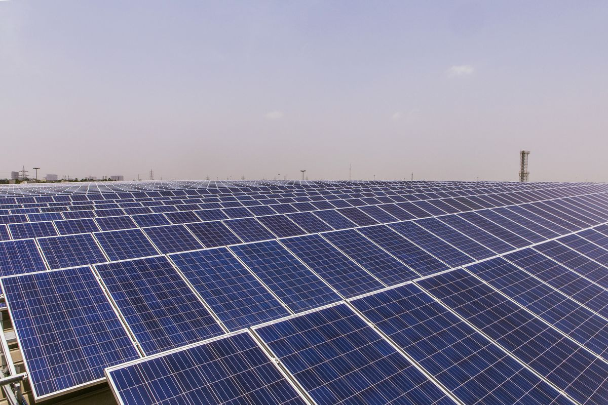 India's Top Electricity Generator to Build Mega Solar Park