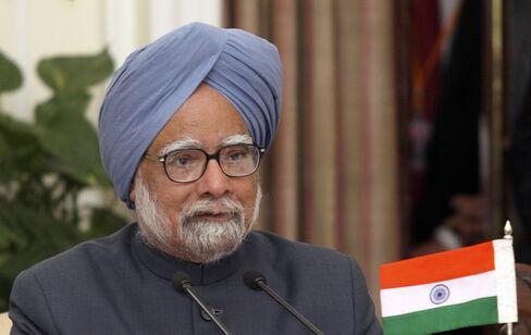 India's Prime Minister Singh