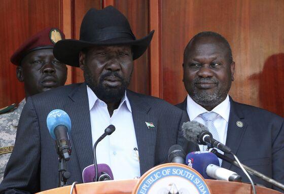 Clouds of Black Smoke Darken South Sudan's Growing Oil Profits