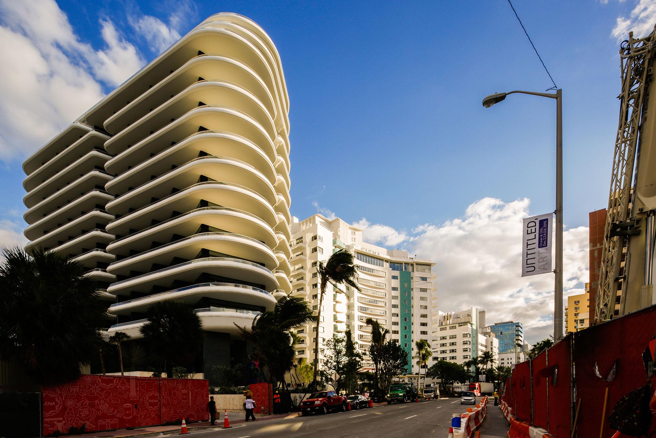 Faena District And Hotel Miami Beach Photo Tour Bloomberg