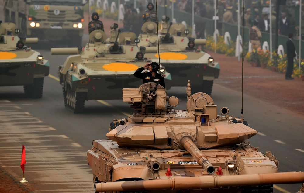 India Wants the World to Buy Its Weapons  They're Not Very Good