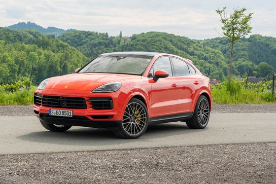 Half Sports Car, Half Off-Roader: The Era of the SUV Coupe Has Begun