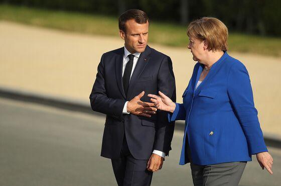 Is Merkel's Big Bank the Champion Europe Wants?