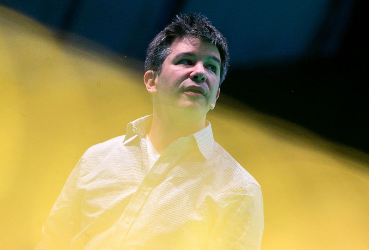 Behind Uber's Messy CEO Search Is a Divided Boardroom