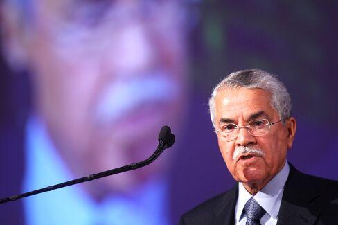 Saudi Oil Minister Ali Al-Naim