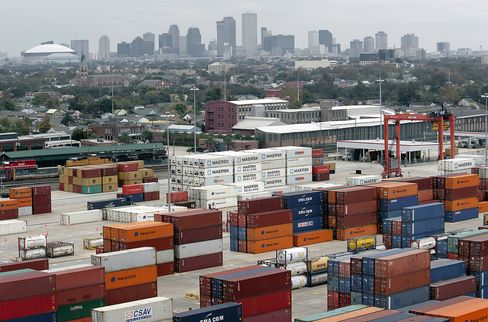 Trade Deficit in U.S. Widens to Largest Since October 2008