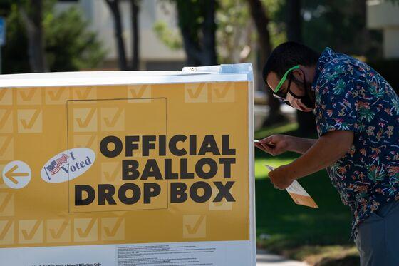 California's Newsom Beats Recall Effort in Win for Democrats