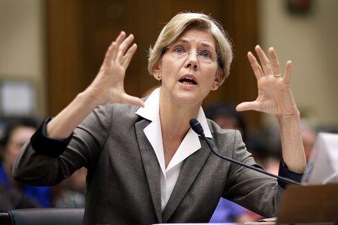Democratic Nominee Elizabeth Warren