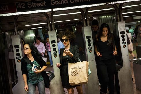 New York's MTA Says Subway Fares Will Rise Less Than Forecast