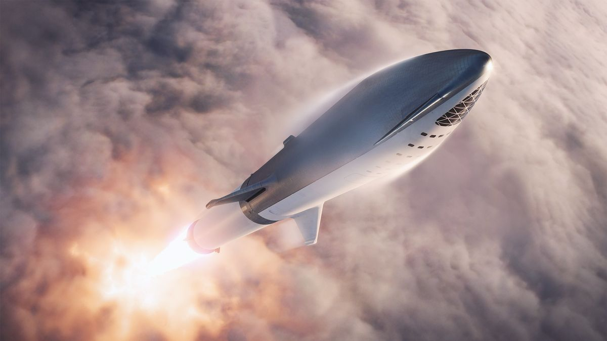 Musk Announces His First Space Tourist. The Future of Travel Is Here