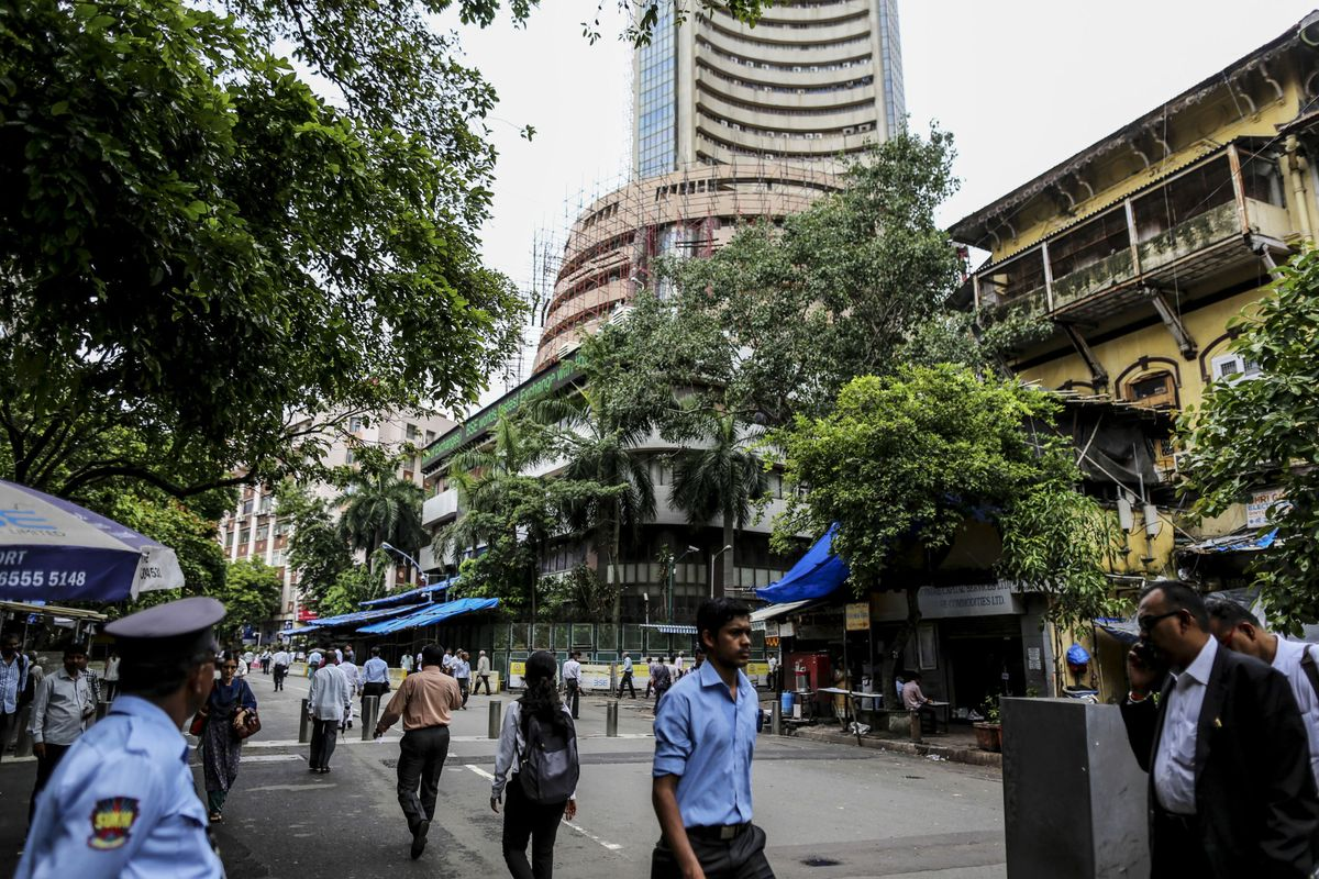 India Stocks Surge Most in Four Months on India Corporate Tax Cut