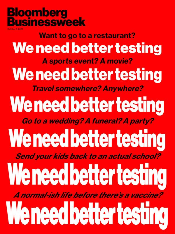 relates to Better, Faster Testing Is the Path to an American Comeback