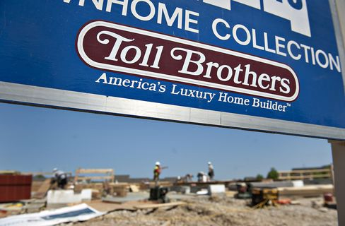Toll Brothers Home Construction