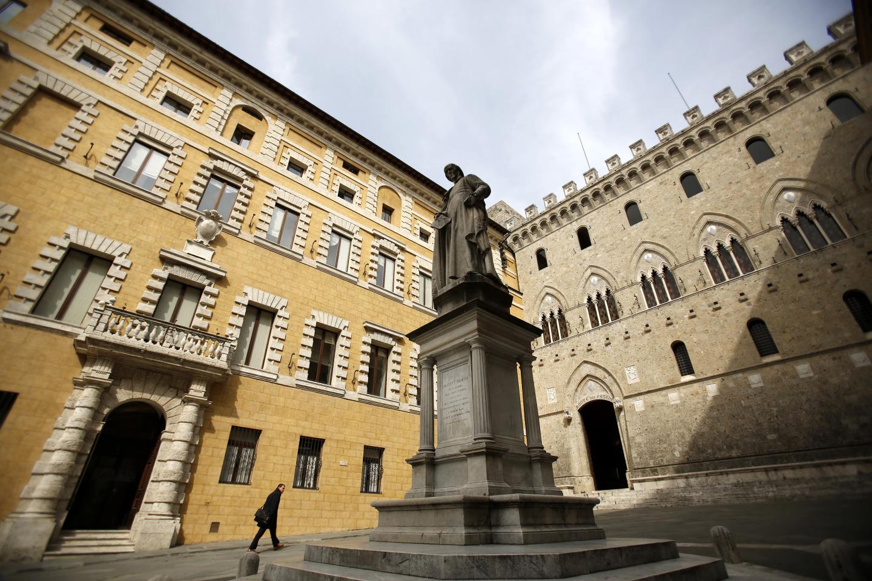 Banga Monte de Pacchi de Siena Spa Sede e Filiali Bancarie