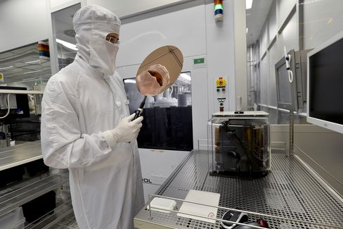Infineon Technologies AG Sterile Room