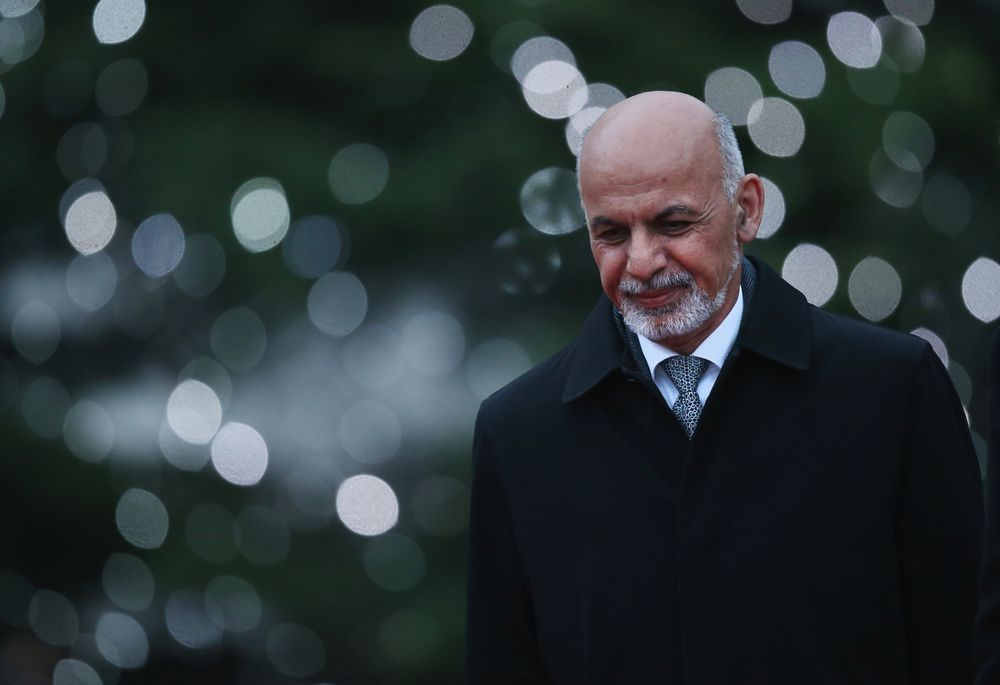 Ghani Says Afghanistan Hit by 'Undeclared War' From Pakistan