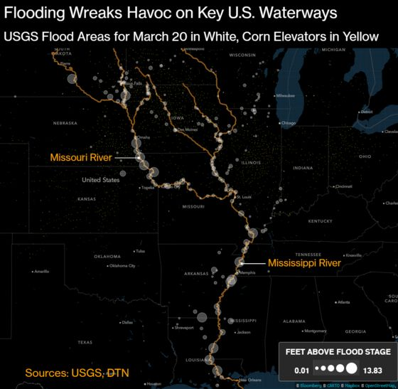 'Recipe for Flooding' Threatens Wheat Along the Red River