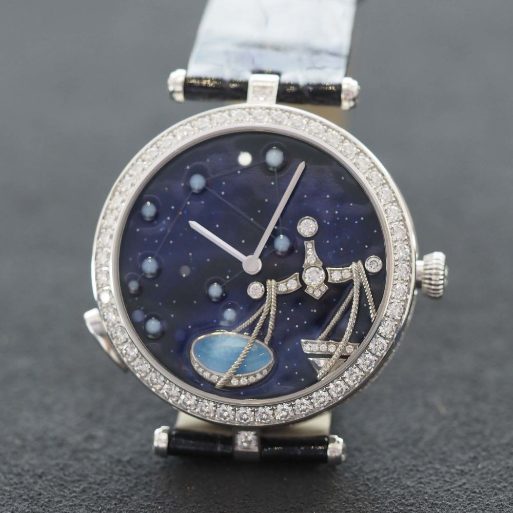 Van Cleef & Arpels Zodiac Watches Light-Up Stars Men, Women - Bloomberg