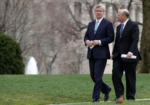 U.S. Banks Urge Congress on Debt-Limit Deal