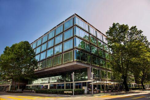 Park Hyatt Zurich.