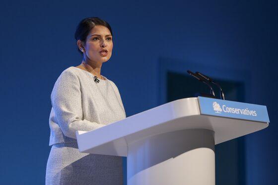 U.K.'s Patel to Unveil Post-Brexit Overhaul of Immigration