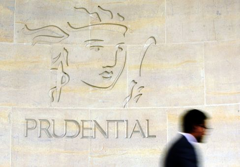 Prudential Becomes Fifth U.K. Firm to Suffer Pay Revolt