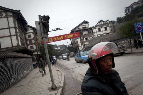 China Provinces Cut Growth Targets in Sign Debt Concerns Heeded