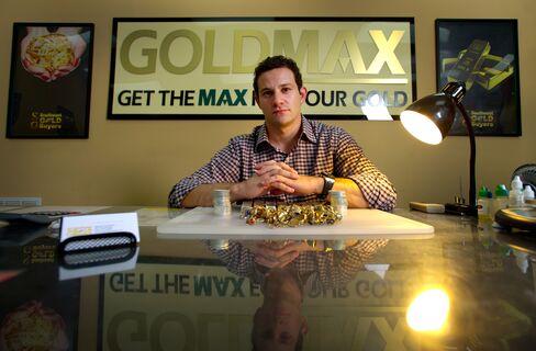 GoldMax Owner Scott Garber