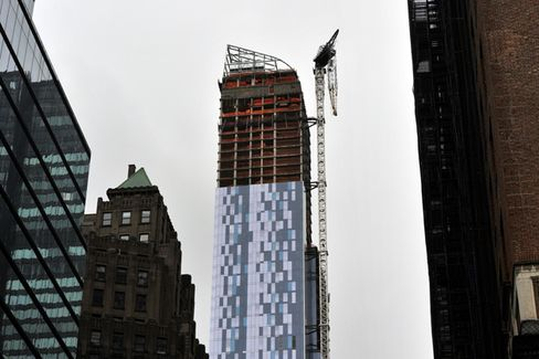 Who Will Pay For That Dangling Crane?