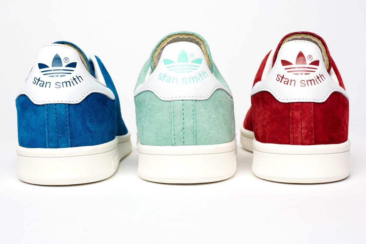 Stan Smith Adidas Colors