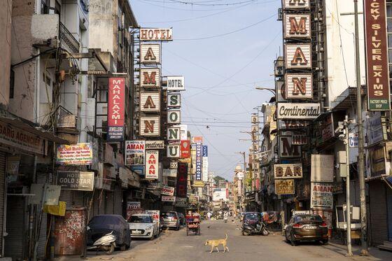 Local Lockdowns Temper India's Economic Activity in April