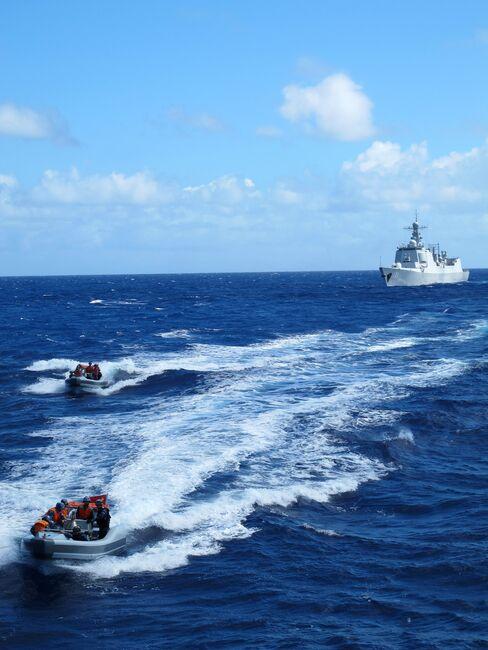 People's Liberation Army Navy Ship Haikou