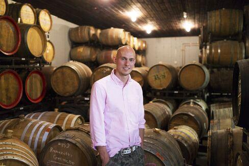 Benjamin Neidhart, head brewer of OEC.
