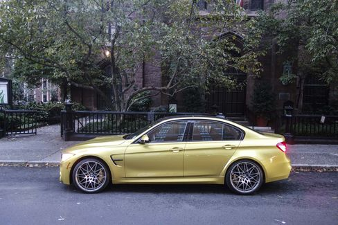 2017 bmw m3 review 10 reasons the sport sedan is as good as ever bloomberg. Black Bedroom Furniture Sets. Home Design Ideas
