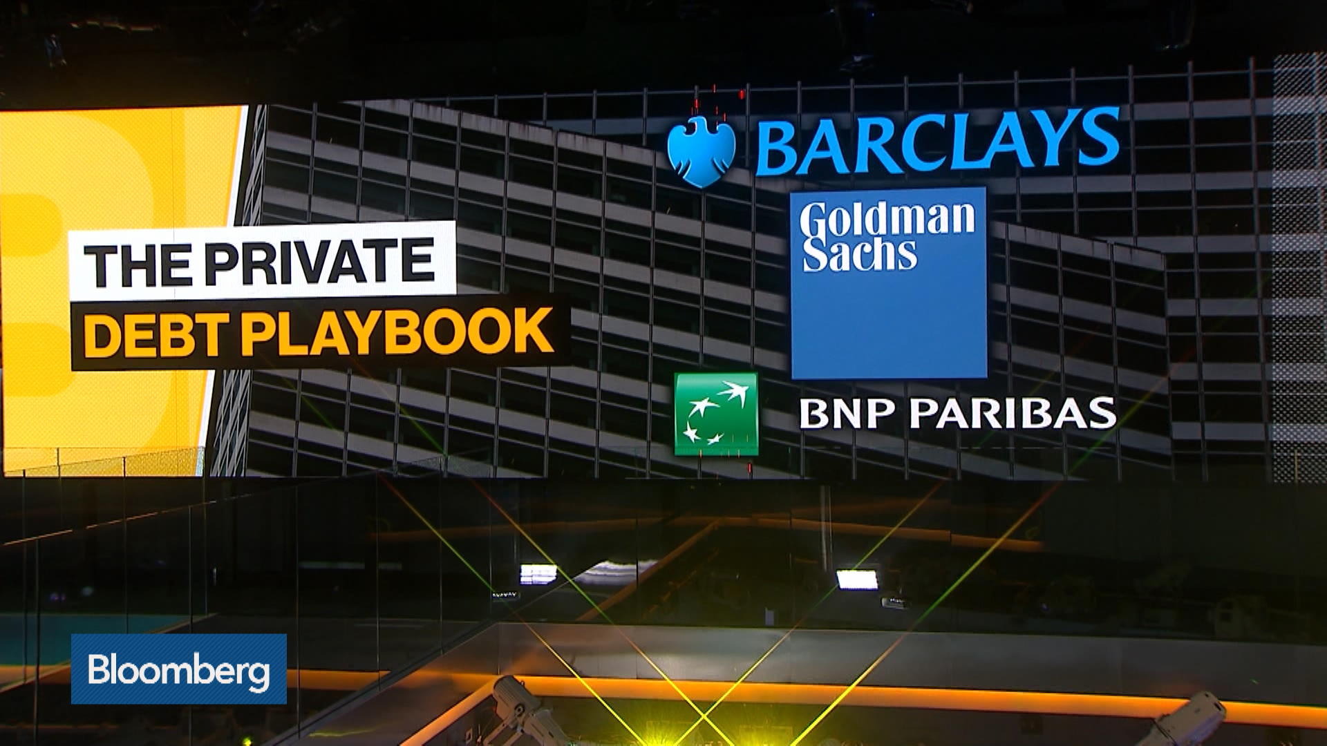BNP, Barclays Eye Direct Lending