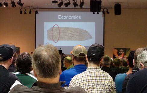 Seminar  at the Southern Manitoba Convention Centre