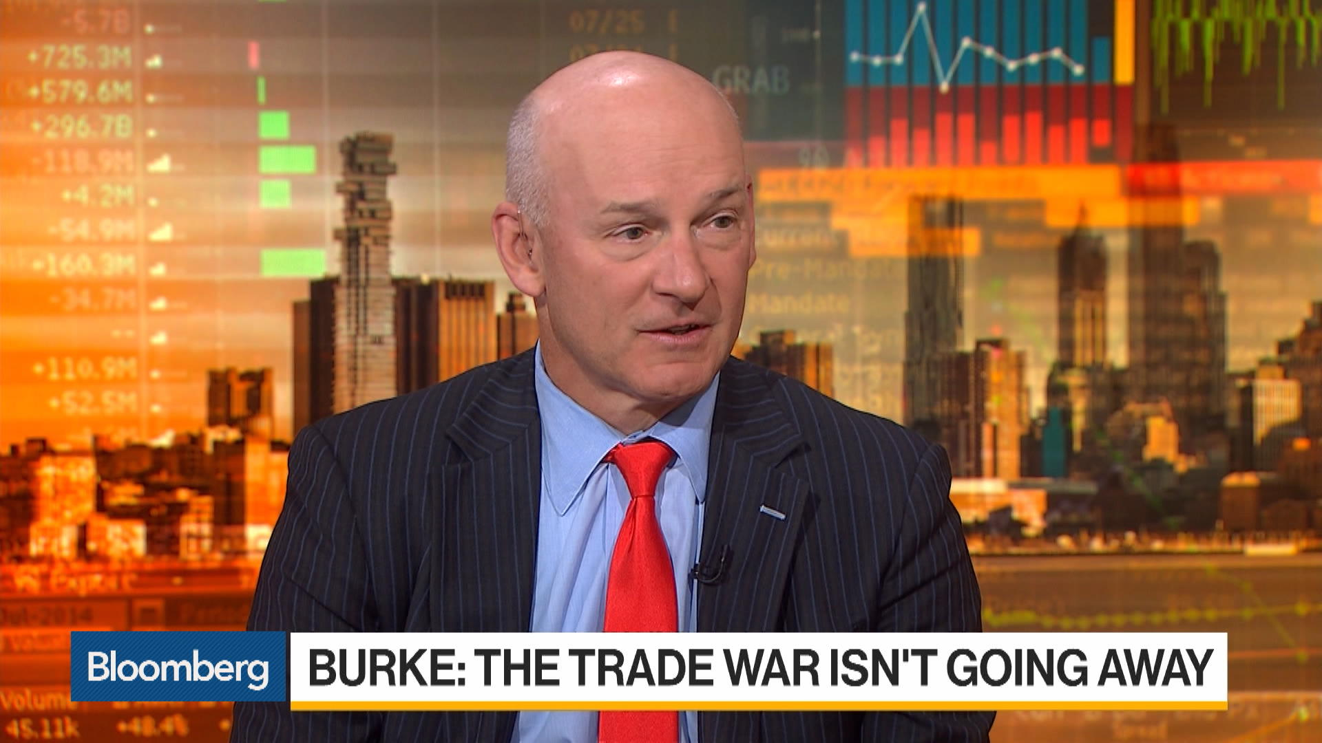 Chevron, CVS Favored, Burke Financial Says