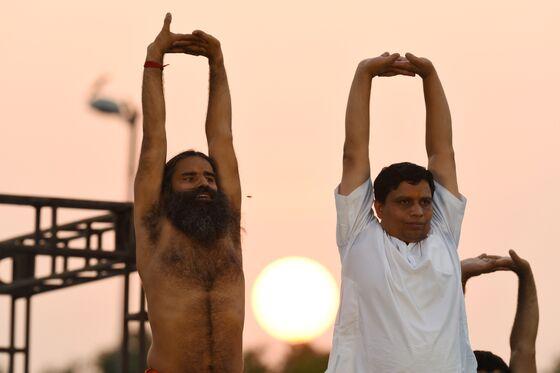 A Billionaire and a Yogi Team Up on a Mobile App. No, Not a Joke