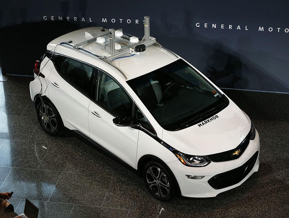 Self-Driving Cars Will Mostly Come From GM and Toyota, Not