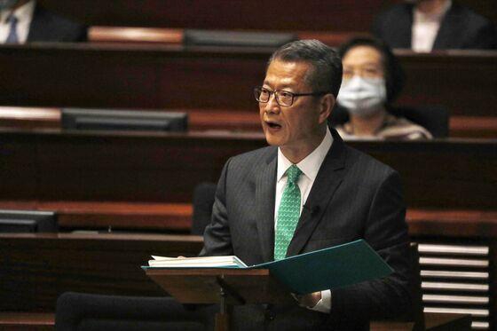 Paul Chan May Challenge Carrie Lam for Hong Kong Leader: Activist Investor Webb